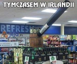 Tymczasem w Irlandii