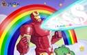 Iron man w nowej roli