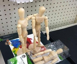 Tragedia w hipermarkecie