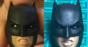 Zdemaskowany Batman