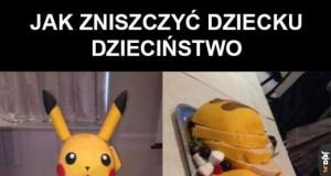 Pikachu, nie!