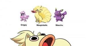 Czasem mieszanie gatunków Pokemonów to zły pomysł
