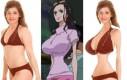 Anatomia w anime