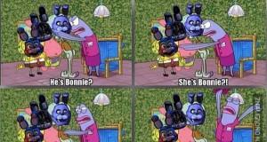 Która z was to Bonnie?