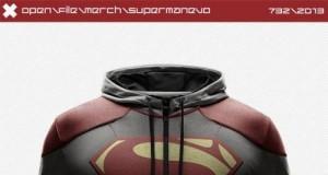 Bluzy w stylu superbohaterów