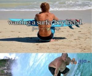Mmm, ci surferzy...