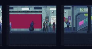 Pikselowe metro