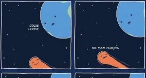 Kosmiczne spotkanie