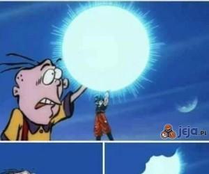 Eddy vs Goku