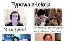 Typowa e-lekcja