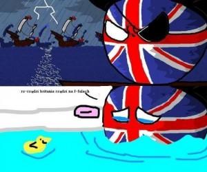 Wielka Brytania rządzi na falach