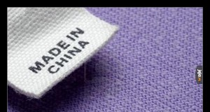 """Czy wiedziałeś, że metki """"Wyprodukowano w Chinach"""""""