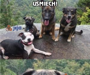 Uśmiech!