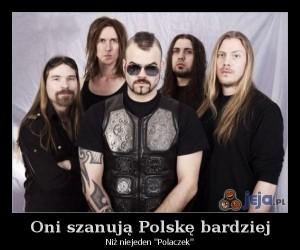 Oni szanują Polskę bardziej
