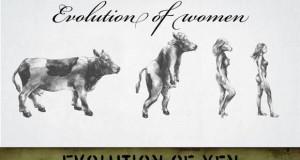 Ewolucja: Kobiety vs. Mężczyźni