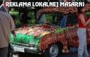 Reklama lokalnej masarni