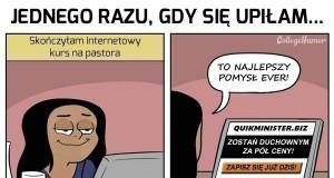 Prawdziwe pijackie opowieści z formie komiksów cz. 2