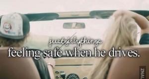Przy nim czuję się bezpieczny