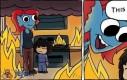 Ogień taki bezpieczny