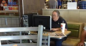 Tymczasem w McDonaldzie...