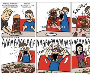 Hiperekstrawypasionyhamburger raz!