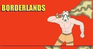 Logika okładek z seri gier Borderlands