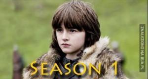 Bran w Grze o tron