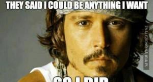 Johnny Depp i jego role