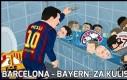 Barcelona - Bayern: za kulisami