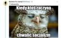Wielki fan socjalizmu