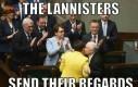 Lannisterowie przesyłają pozdrowienia
