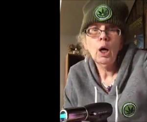 Babka z marihuaną