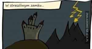 Straszliwy zamek