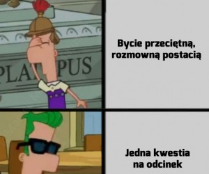Ferb to mój idol