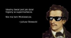 Mądrości Słowackiego