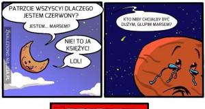 Prawdziwa historia Marsa