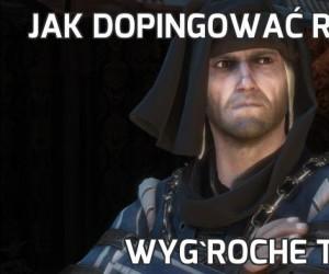Jak dopingować Roche'a?
