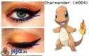 Pokemonowe makijaże