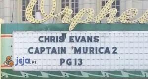 Kapitan Murika!