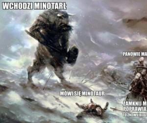 Minotarł