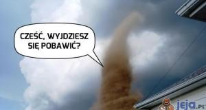 Forever a tornado
