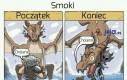 Skyrim na początku i pod koniec historii