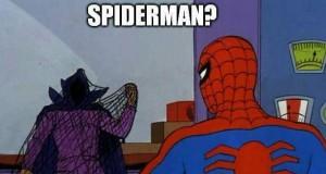 Spiderman, Ty żyjesz?!