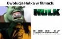 Ewolucja Hulka
