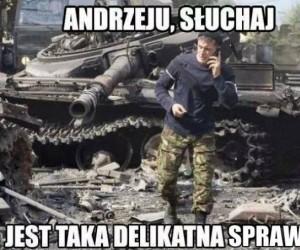 Andrzeju, słuchaj