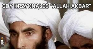 """Gdy krzyknąłeś """"Allah Akbar"""""""