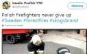 Nasi strażacy nigdy się nie poddają