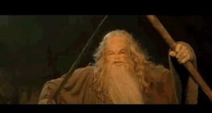 Gdzie Twój nos Gandalfie?