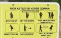 Rick Astley - złoty chłopak