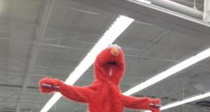 Elmo, nie!